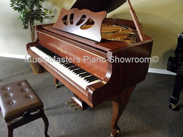 Hallet Davis HD152S 5′ Baby Grand Piano