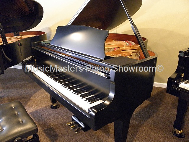 Hallet Davis HD165C 5'5 Parlor Grand Piano