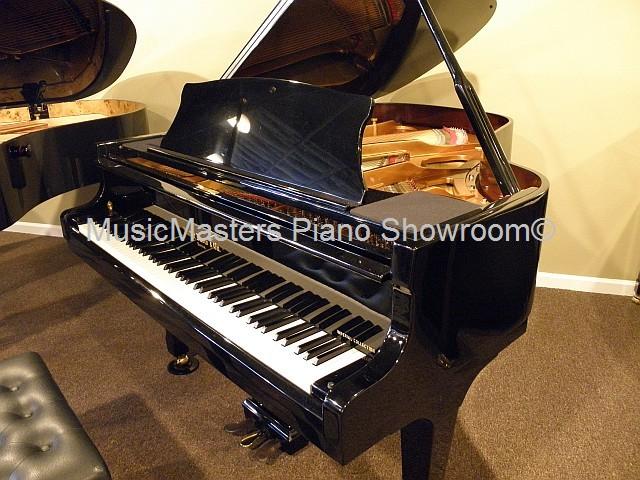 Hallet Davis HD185C 6′ Artist Grand Piano