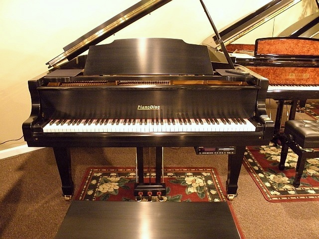 PianoDisc PD-520 Baby Grand