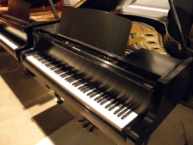 Yamaha G1 Baby Grand Piano