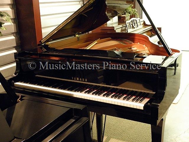 Yamaha C2 #6158483 Conservatory Grand Piano