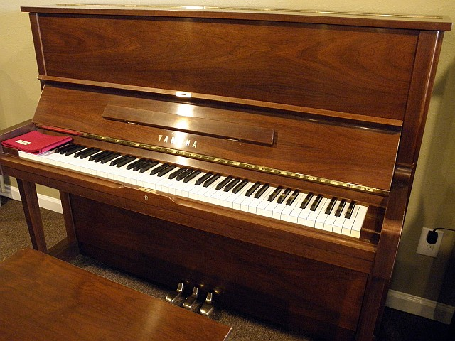Yamaha U1A #3716393 48-inch Studio Upright
