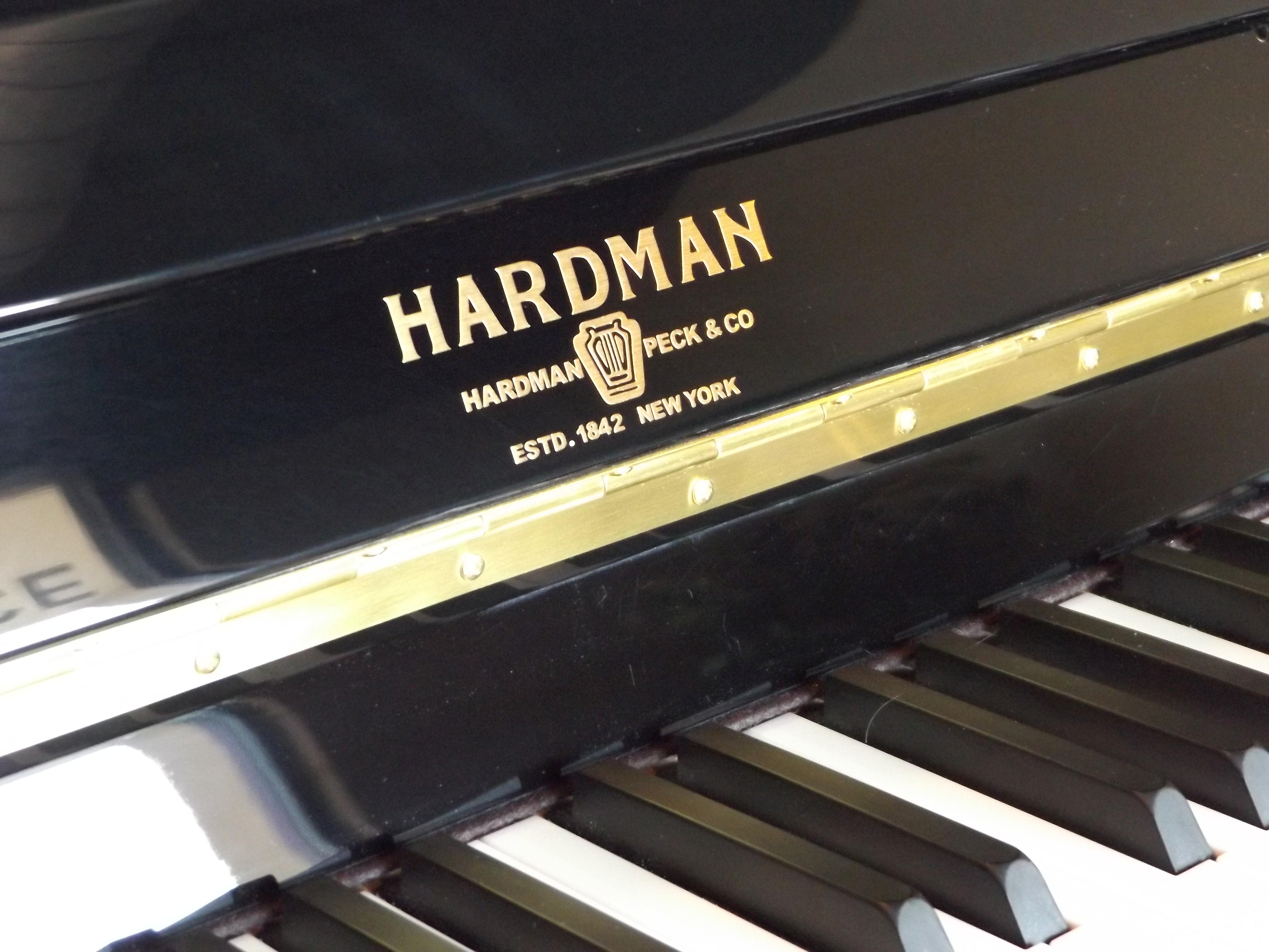 Hardman R120s 48 Quot Ebony Polish Piano Austin Texas