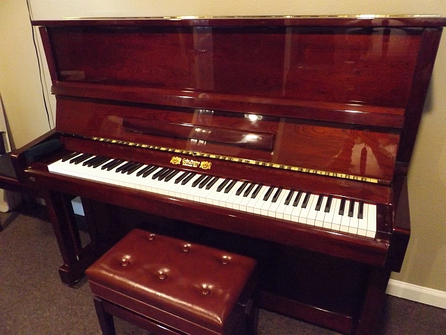 Perzina GP129 Studio Upright
