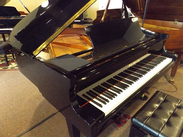 Hallet Davis HS148 QRS-II Player Grand Piano