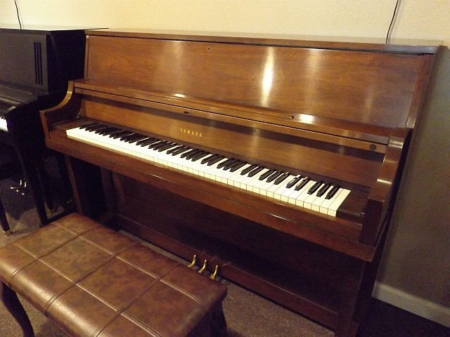 Yamaha P-202 45-Inch Studio Upright