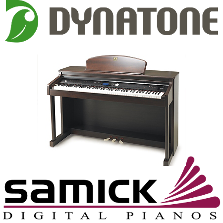Dynatone Digital Pianos