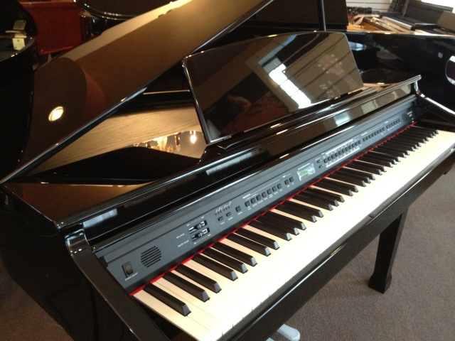 Samick SG-110 Ebony Polish Digital Piano