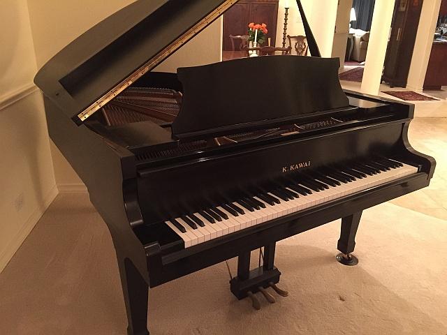 Kawai KG-2D #1641168 5'10 Grand Piano