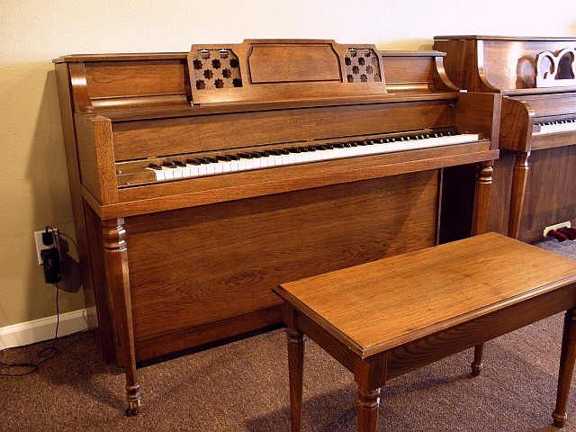 Hobart M. Cable Traditional Console