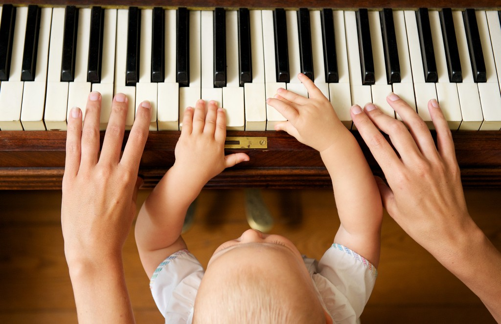 Piano Lessons 4 Hands